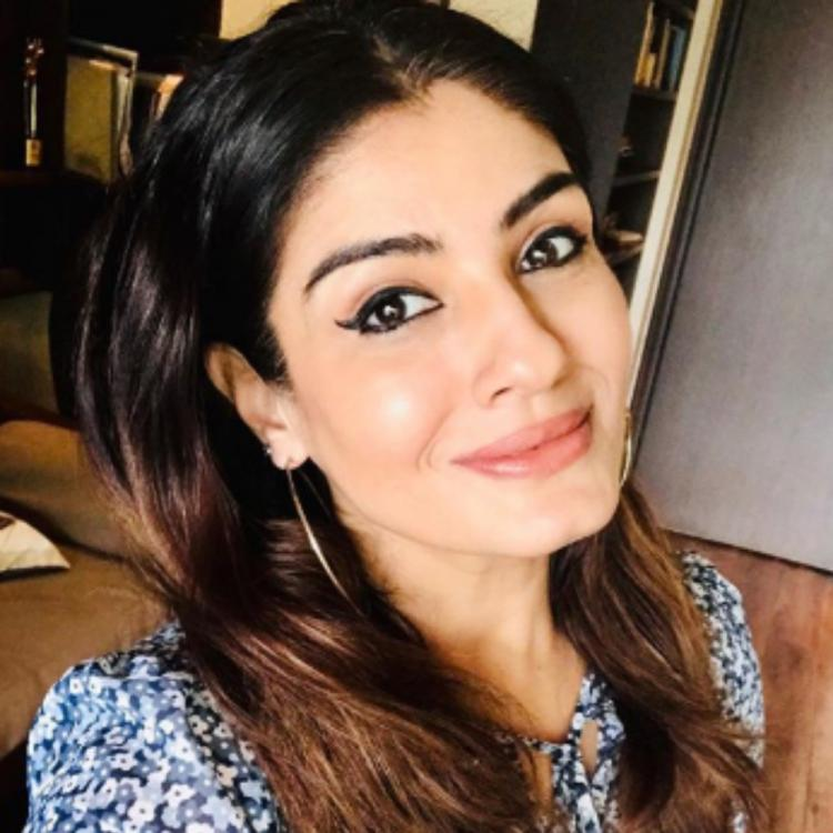 Raveena Tandon draws reference to Aarey forest, coastal road while talking about the effects of Mumbai rains