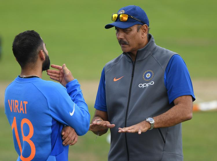 India vs West Indies: Ravi Shastri wants this player to bat at number four, Here's why