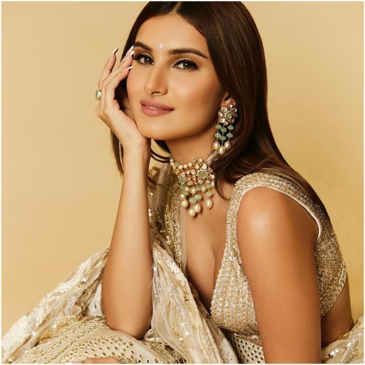 Recreate Tara Sutaria's effortless glam for this Rakha Bandhan and look like a true QUEEN