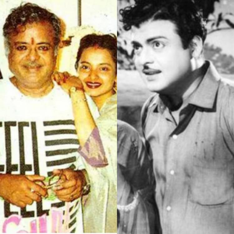 Rekha's father and late actor Gemini Ganesan's Controversial Life: His stardom to multiple sensational affairs