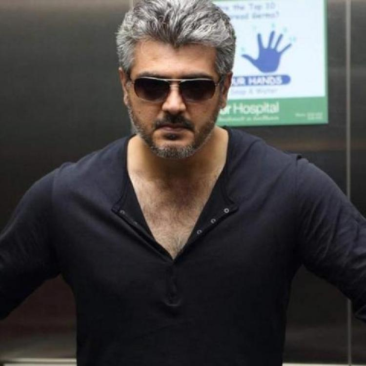Thala Ajith's Valimai: Makers announce postponement of first look release date owing to COVID 19