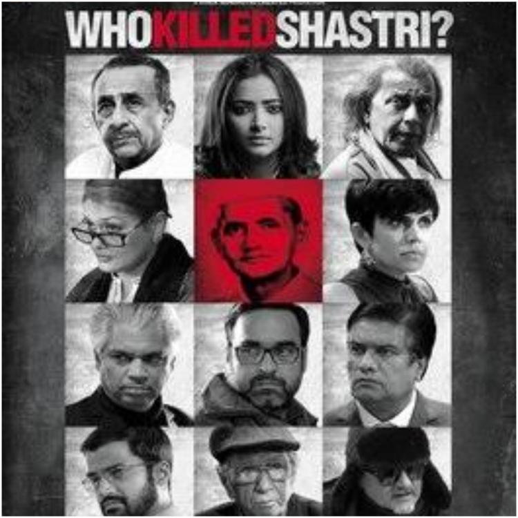 The Tashkent Files REVIEW: Vivek Agnihotri's film is tiresome and OTT replay of Shastri's mysterious death