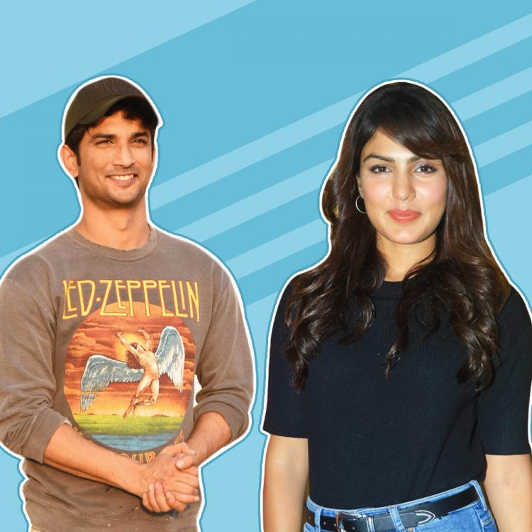 Rhea Chakraborty makes new claims about Sushant Singh Rajput