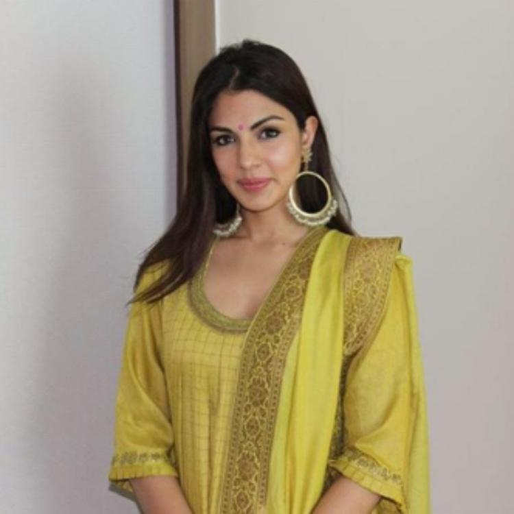 Rhea Chakraborty won't appear before ED as she is scared of being arrested: Bihar DGP