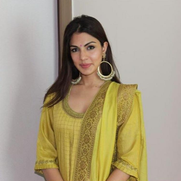 Rhea Chakraborty's lawyer reacts to SC's judgement on NDPS act
