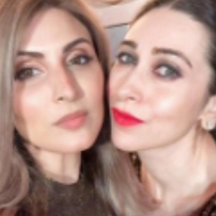 Riddhima Kapoor Sahni is all heart for Karisma Kapoor as she wishes her the 'happiest birthday'; See Photo
