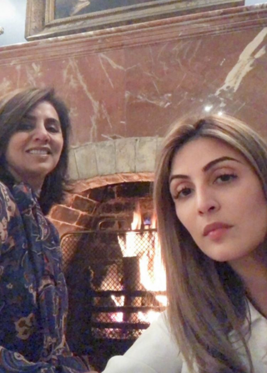 Riddhima Kapoor shares photos of Neetu Kapoor on 'mommy's' birthday eve & we are excited for the celebrations
