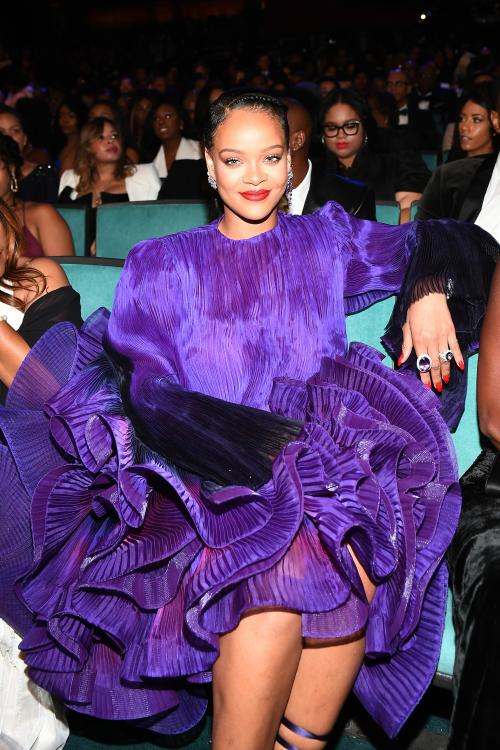 In the next 10 years, more than anything, Rihanna wants to be a mom to three to four kids.