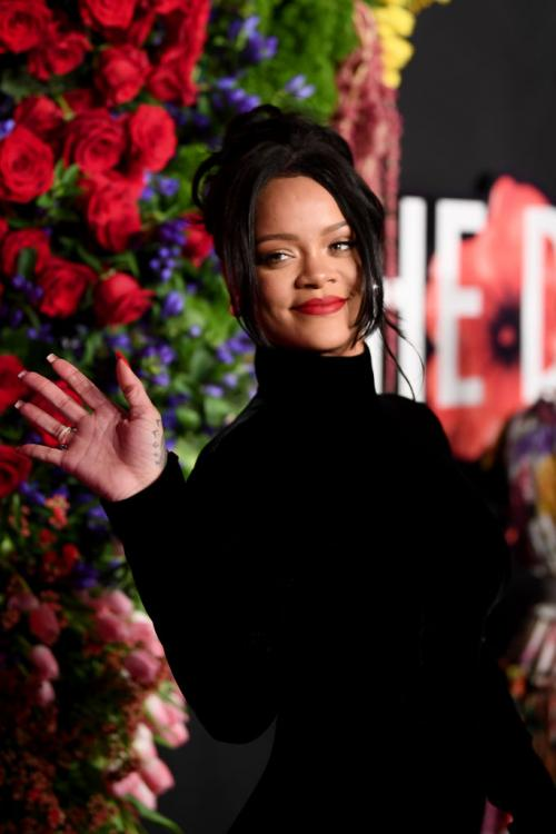 Rihanna REACTS to rumours of Batman casting; says she's obsessed with Poison Ivy