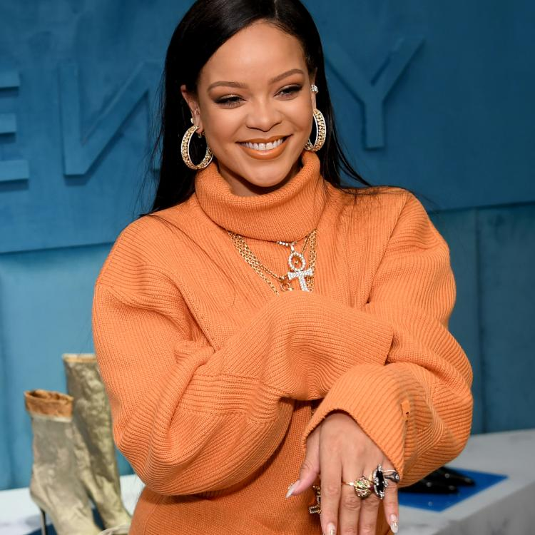 Rihanna plans to use her new music as an outlet amid heaviness in the world