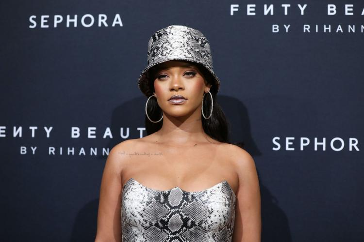 Rihanna REVEALS why she decided to call her brand Fenty rather than her popular first name