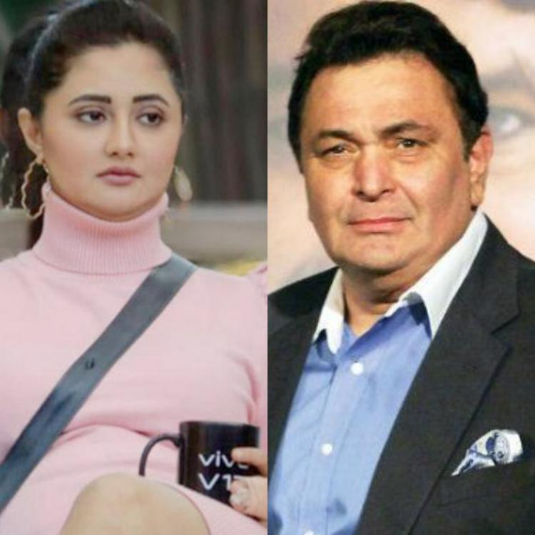 Rishi Kapoor Demise: Rashami Desai left heartbroken; Says 'It's not only a sad day it's a sad year'