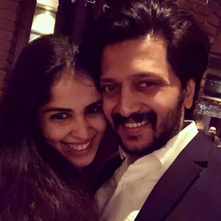 Genelia Deshmukh celebrates 17 years of togetherness with husband Riteish Deshmukh; Shares adorable videos