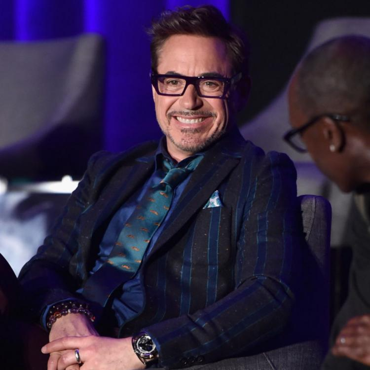 Robert Downey Jr. appeared on My Next Guest Needs No Introduction with David Letterman Season 3