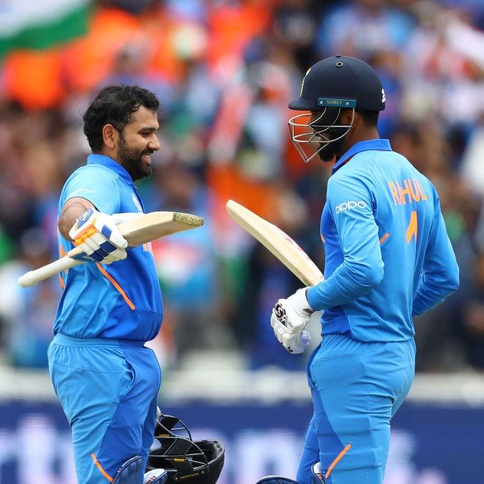 ICC World Cup 2019: Rohit Sharma makes batting look easier than a walk in the park: K.L. Rahul