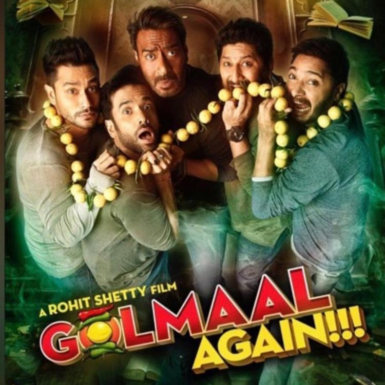 Rohit Shetty's Golmaal Again will be the first Bollywood film to re release in New Zealand post COVID 19