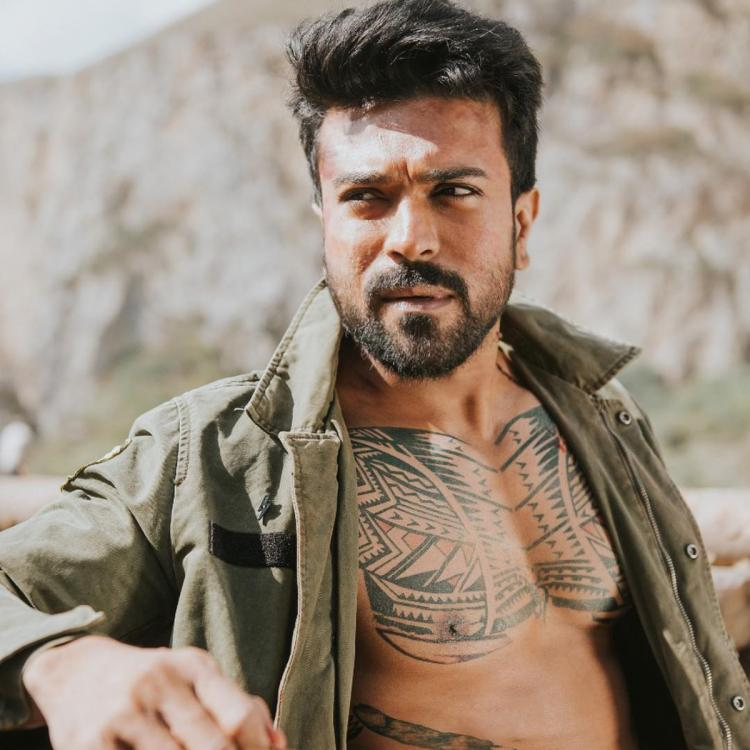 RRR actor Ram Charan gets injured on the sets of the movie again; Deets inside