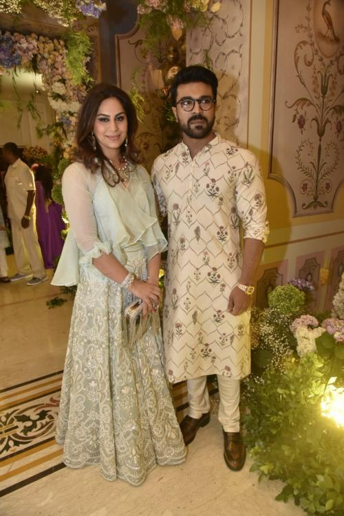 Ram Charan & Upasana celebrate seventh wedding anniversary; friends drop love & wishes for the couple