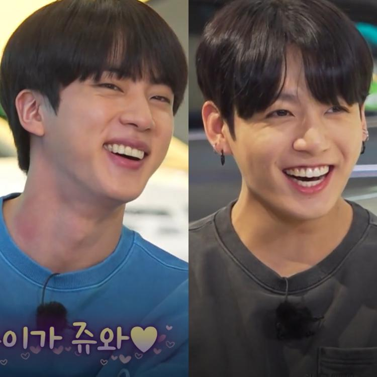 In Run BTS Ep 110, the BTS members had to work together to find clues for a treasure box.