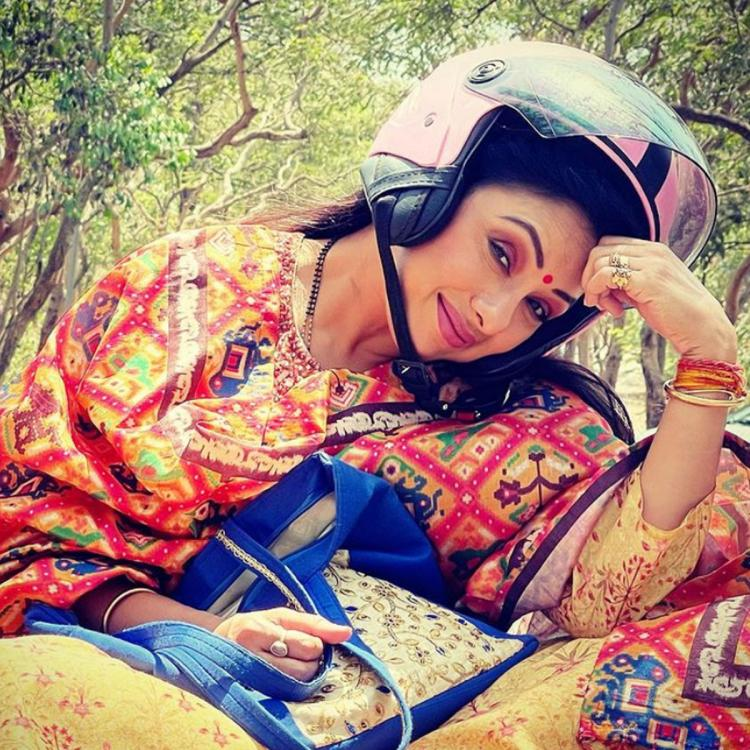 Anupamaa star Rupali Ganguly tests positive for COVID 19: This is the kind of positive I didn't want to be