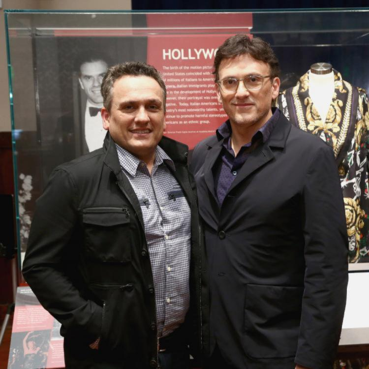 Avengers: Endgame's Anthony & Joe Russo to get the Publicists' Motion Picture Showman of the Year Award