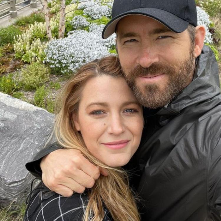 Ryan Reynolds pens down teary Mother's Day note to Blake Lively