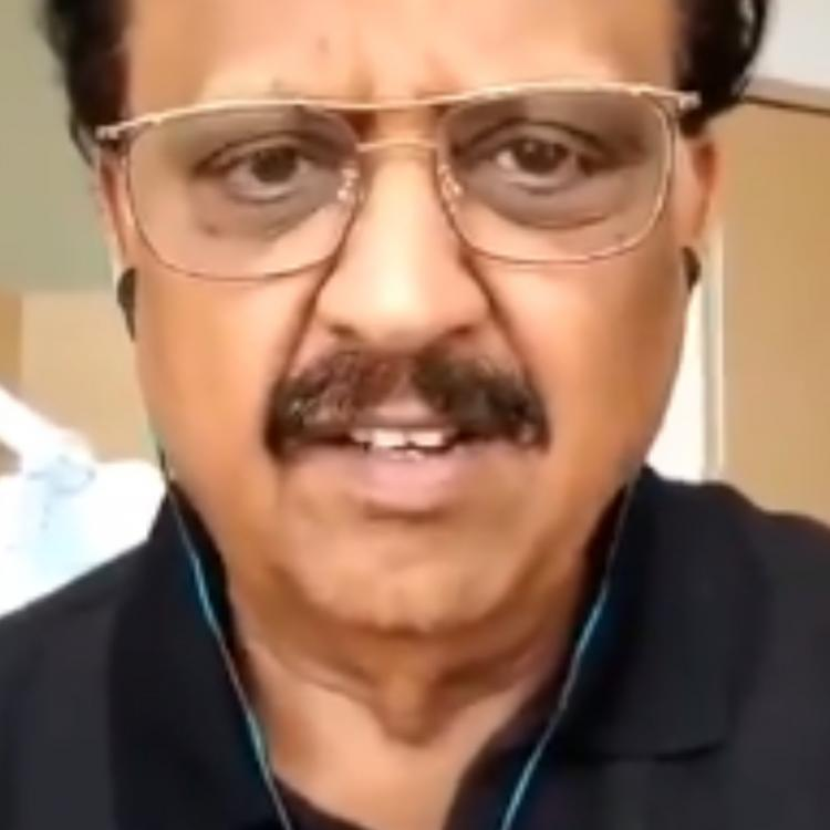 S P Balasubrahmanyam tests positive for COVID 19; Shares a video from the hospital
