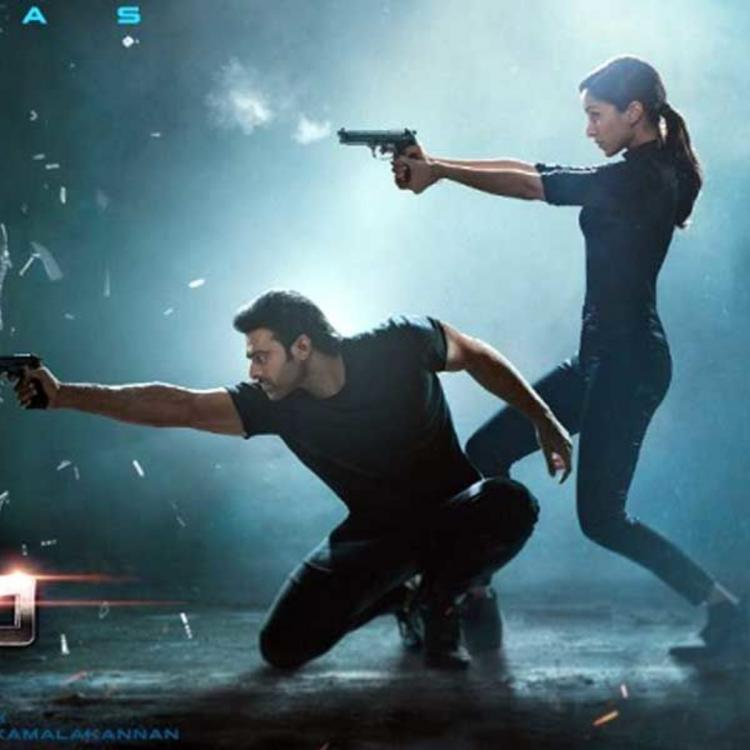 Prabhas and Shraddha Kapoor's Saaho has minted THIS amount before its release; check it out
