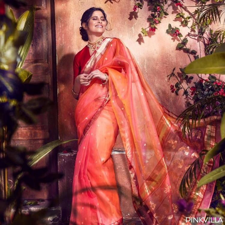 EXCLUSIVE: Sai Tamhankar turns into an entrepreneur; Launches her clothing label 'The Saree Story'