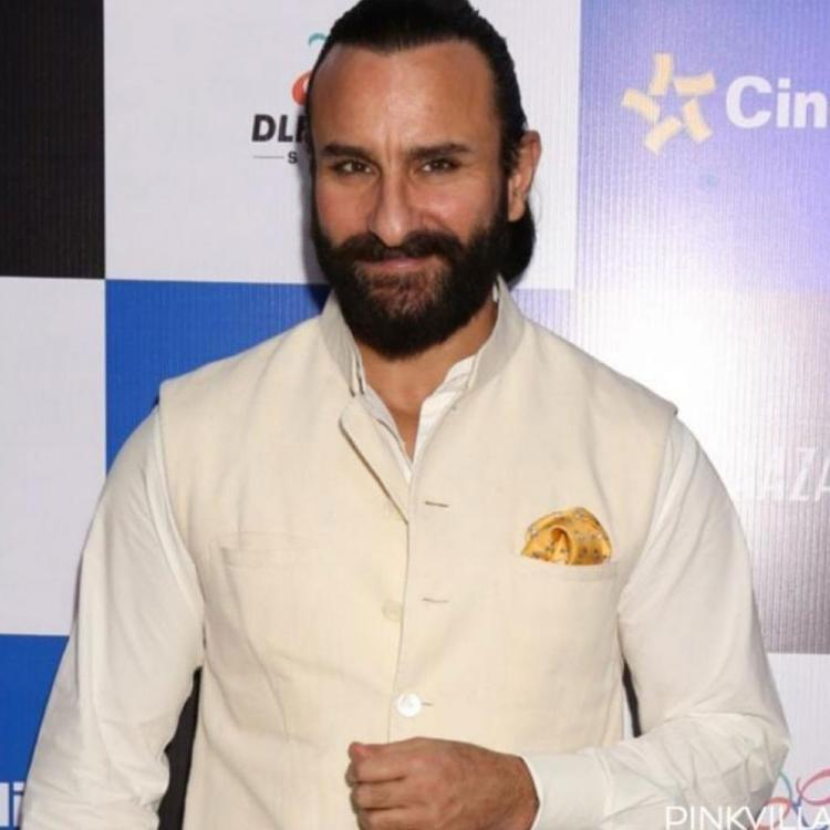 Saif Ali Khan's comment about being a victim of nepotism paves way for memes on social media