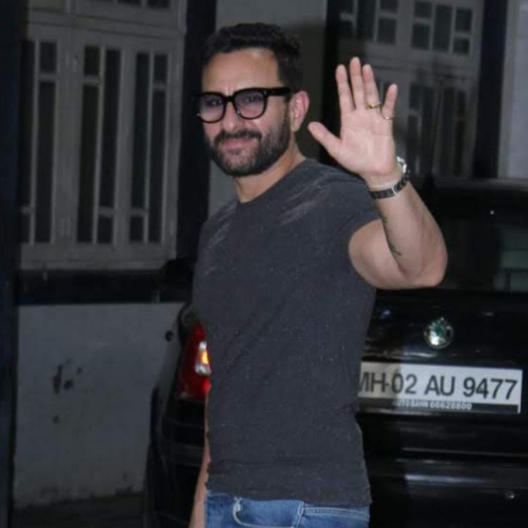 EXCLUSIVE: Saif Ali Khan thanks Tanhaji team who 'pushed & guided' him as he wins at Filmfare Awards 2021.