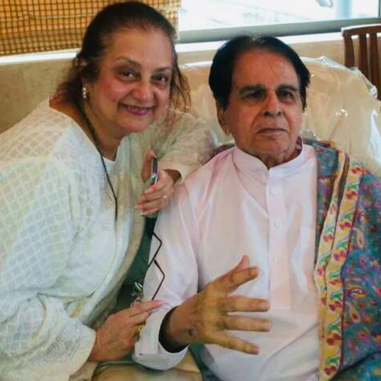 Dilip Kumar discharged from hospital after routine check up; Saira Banu says 'Keep him in your prayers'