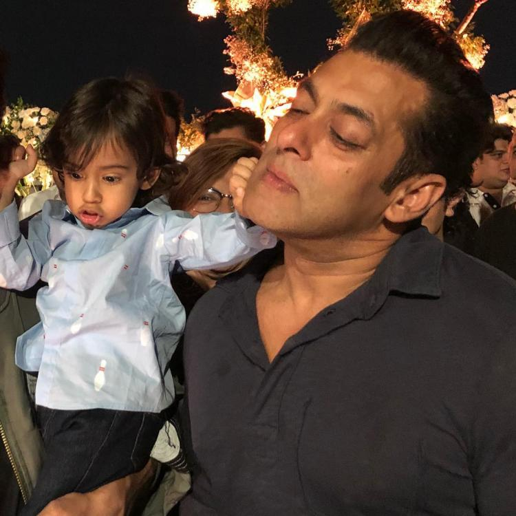 WATCH: Salman Khan and father Salim Khan relive their childhood with Ahil Sharma in this cute video