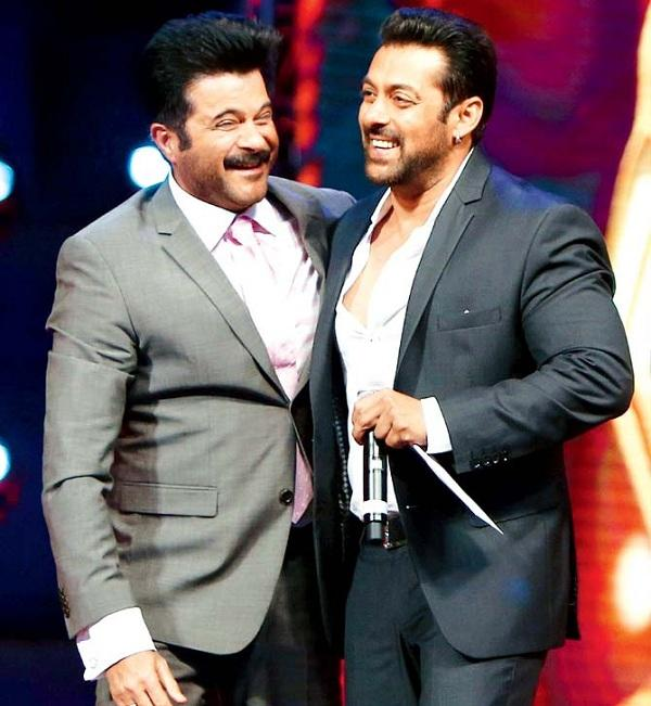 News,salman khan,anil kapoor,race 3