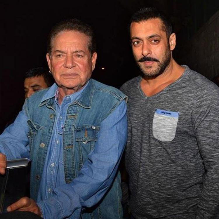 EXCLUSIVE: Salman Khan's father Salim Khan takes a walk on road amid lockdown? Here's what he has to say