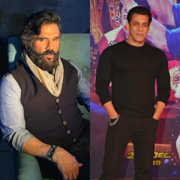 Salman Khan is constantly doing something for someone REVEALS Suniel Shetty