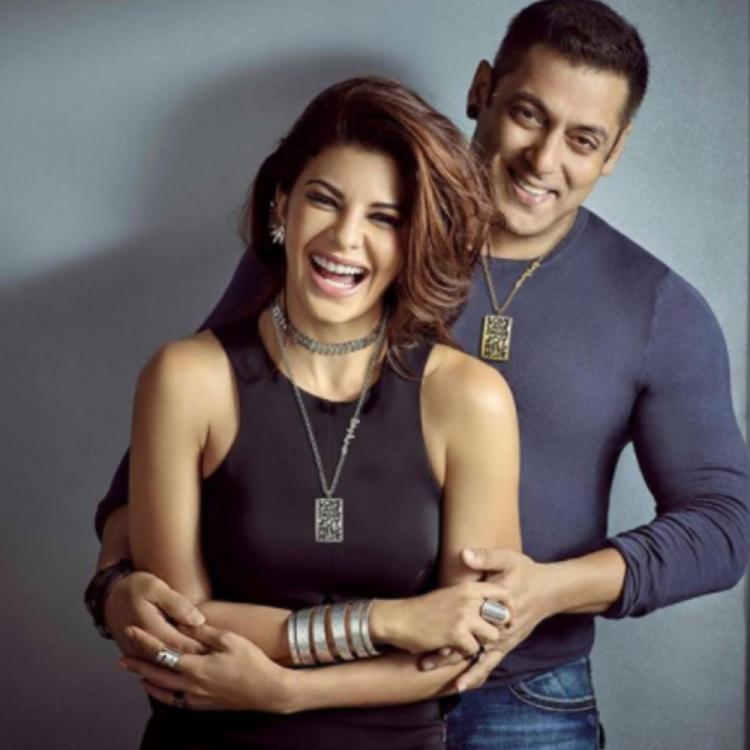 Salman Khan wishes Jacqueline Fernandez on her birthday as the actors collaborate again for Kick 2