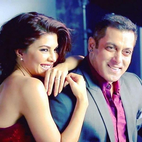 Ek Do Teen Song Baaghi 2 Download Pagalworld: Salman Khan Gives A Thumbs Up To Jacqueline Fernandez's