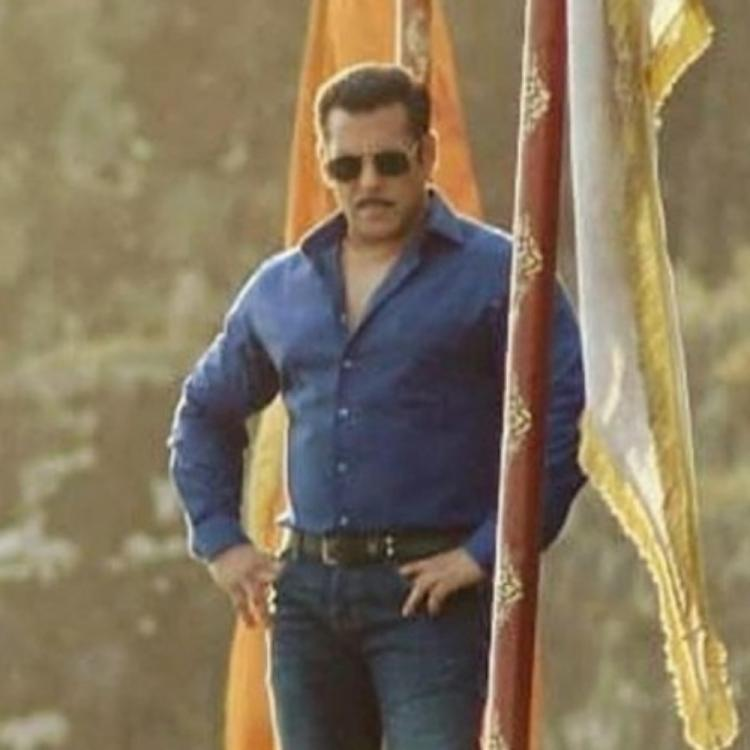Dabangg 3 Salman Khan Opens Up On His Marriage Says Chulbul Pandey Is Married But Salman Khan Is Available Pinkvilla