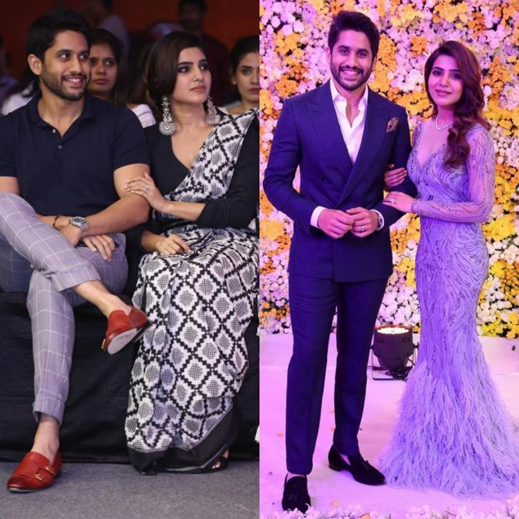 Samantha Akkineni and Naga Chaitanya set UNBEATABLE couple style goals and these 5 pics are a proof