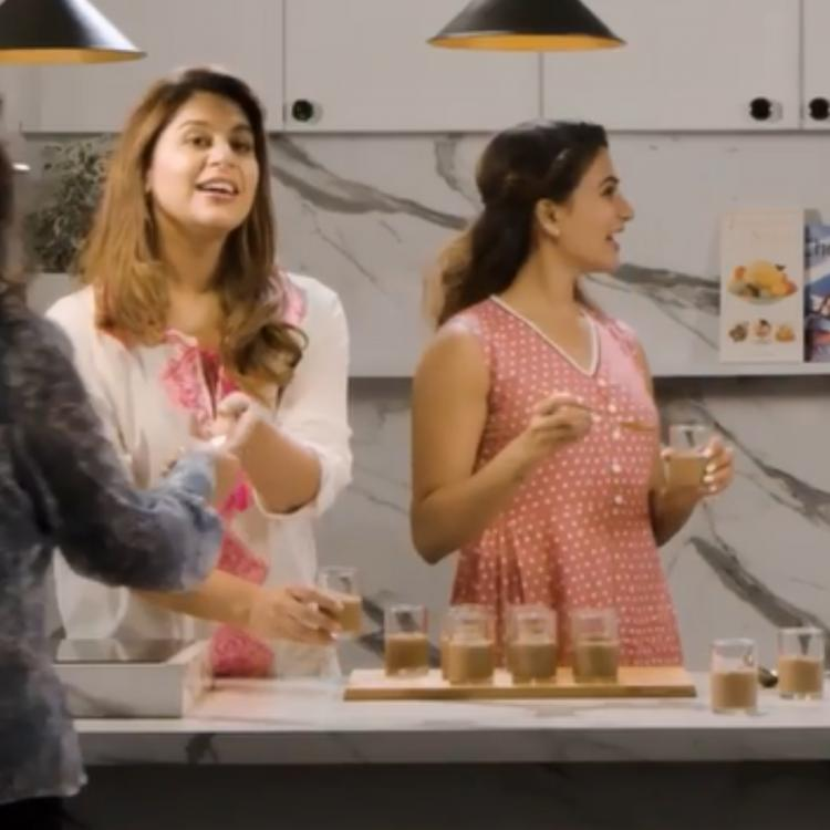 Samantha Akkineni's easy and healthy filter coffee recipe