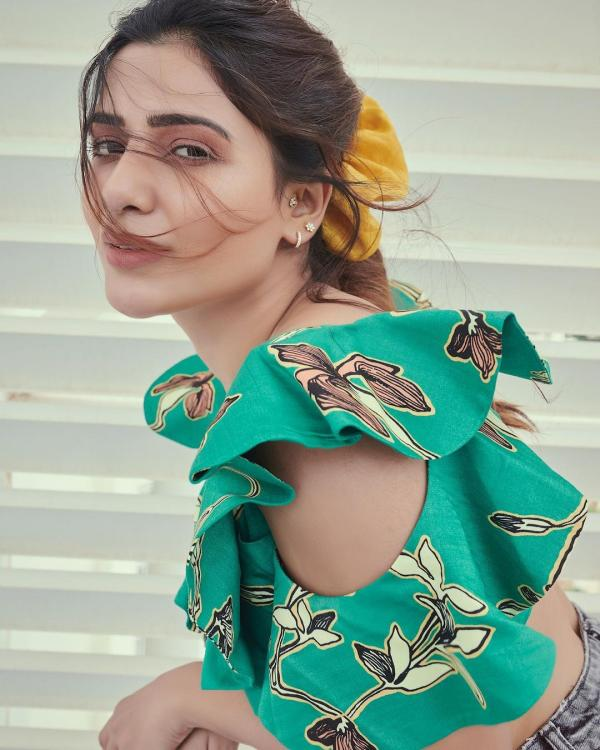 Samantha Akkineni,South