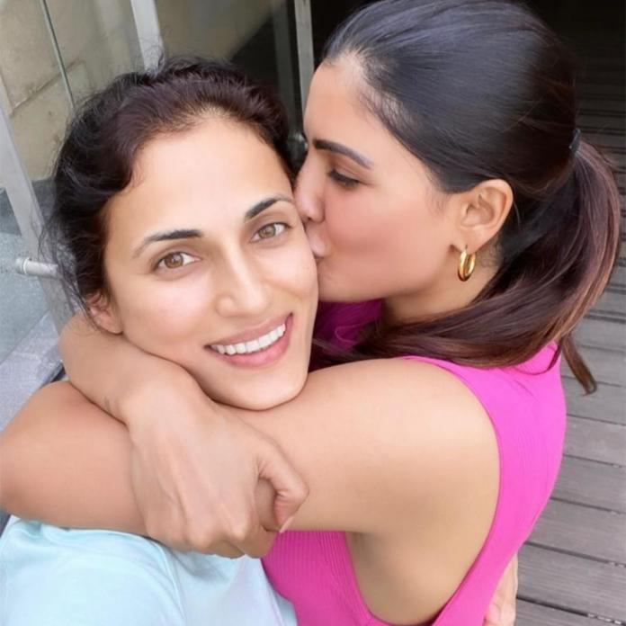Samantha Akkineni shares a message for her friend Shilpa Reddy who was tested positive for COVID 19
