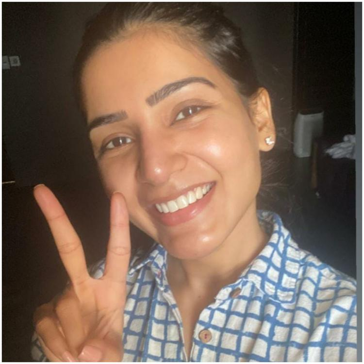 Samantha Akkineni goes makeup free in new sun kissed selfie and glows effortlessly