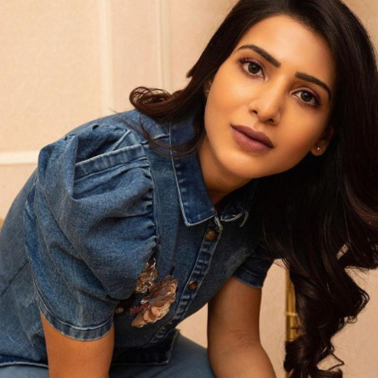 Samantha Akkineni knows how to slay the denim on denim look; view PIC