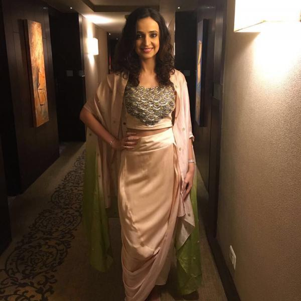 Sanaya Irani NOT shooting for Nazar but prepping up to host a new show