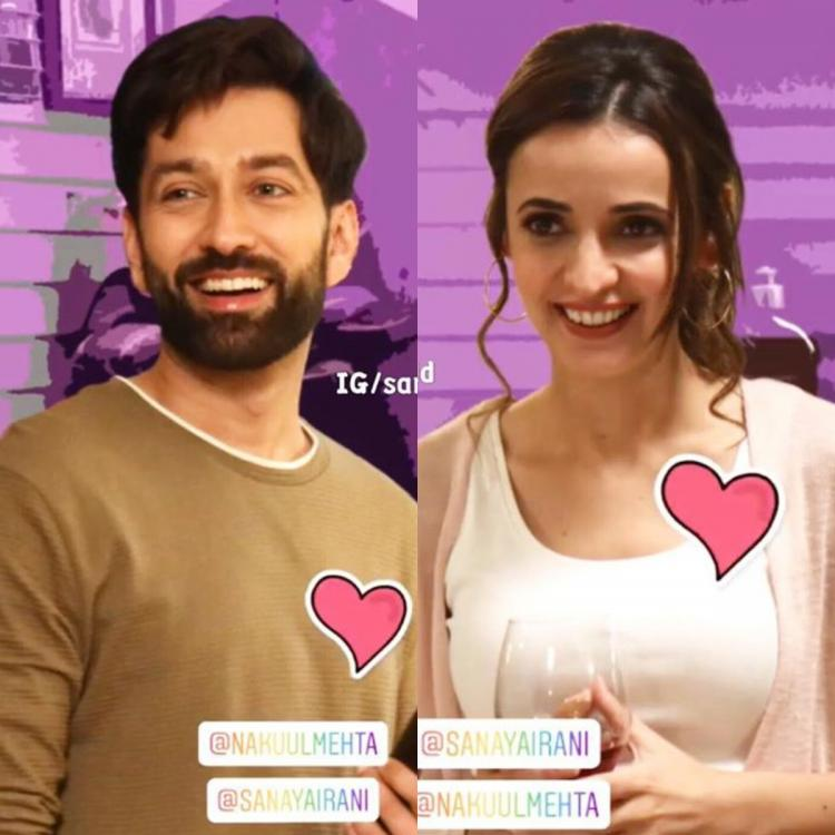 Sanaya Irani and Nakuul Mehta's character details from their upcoming project REVEALED; Find Out