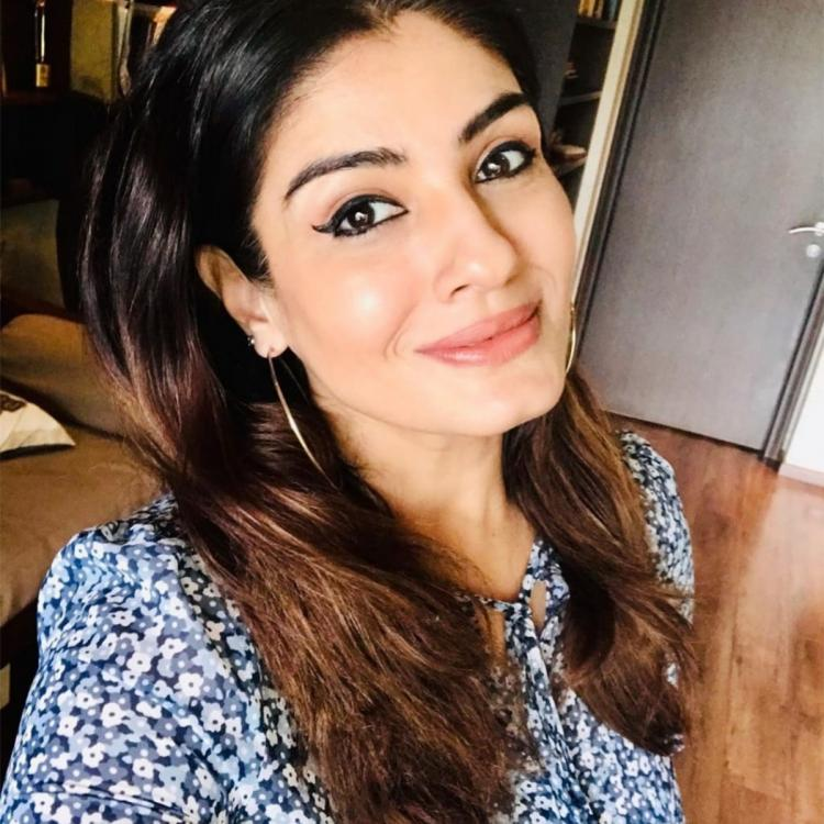 Sandalwood Drug Scandal KGF Star Raveena Tandon breaks silence; Says it's high time to clean up the mess