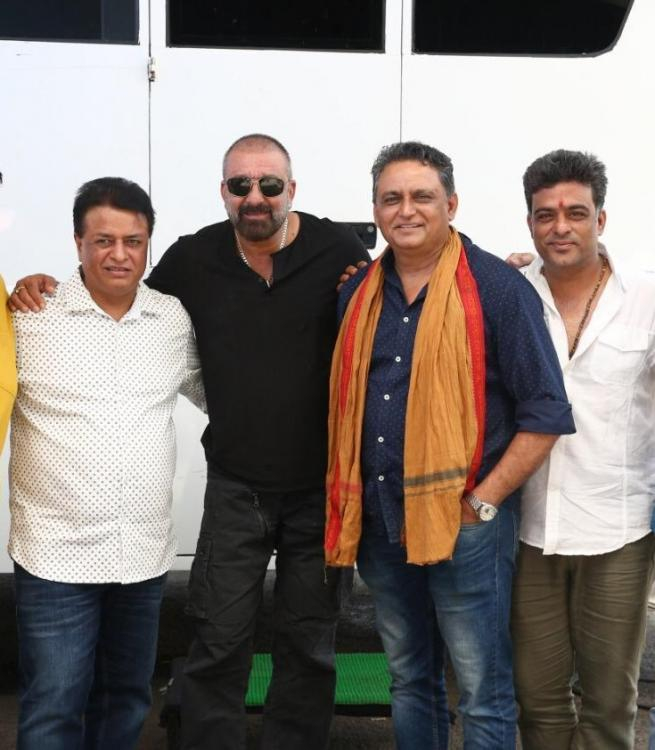 Sanjay Dutt begins with the shooting of Bhuj: The Pride of India; Read details