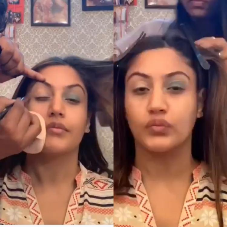 Sanjivani star Surbhi Chandna gives us makeup tips to achieve the 'Perfect look'; WATCH